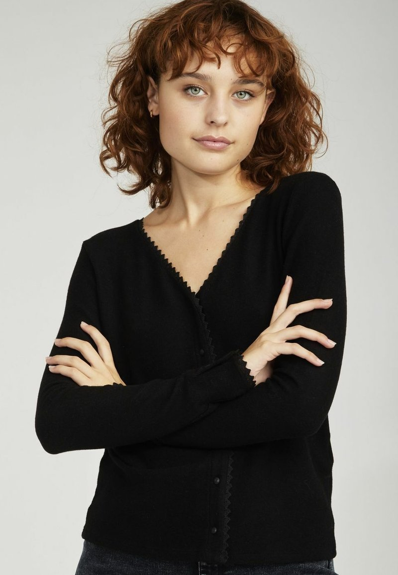 NAF NAF - Cardigan - black