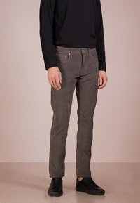 J.CREW - Trousers - dusty charcoal - 0