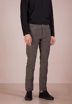 Pantaloni - dusty charcoal