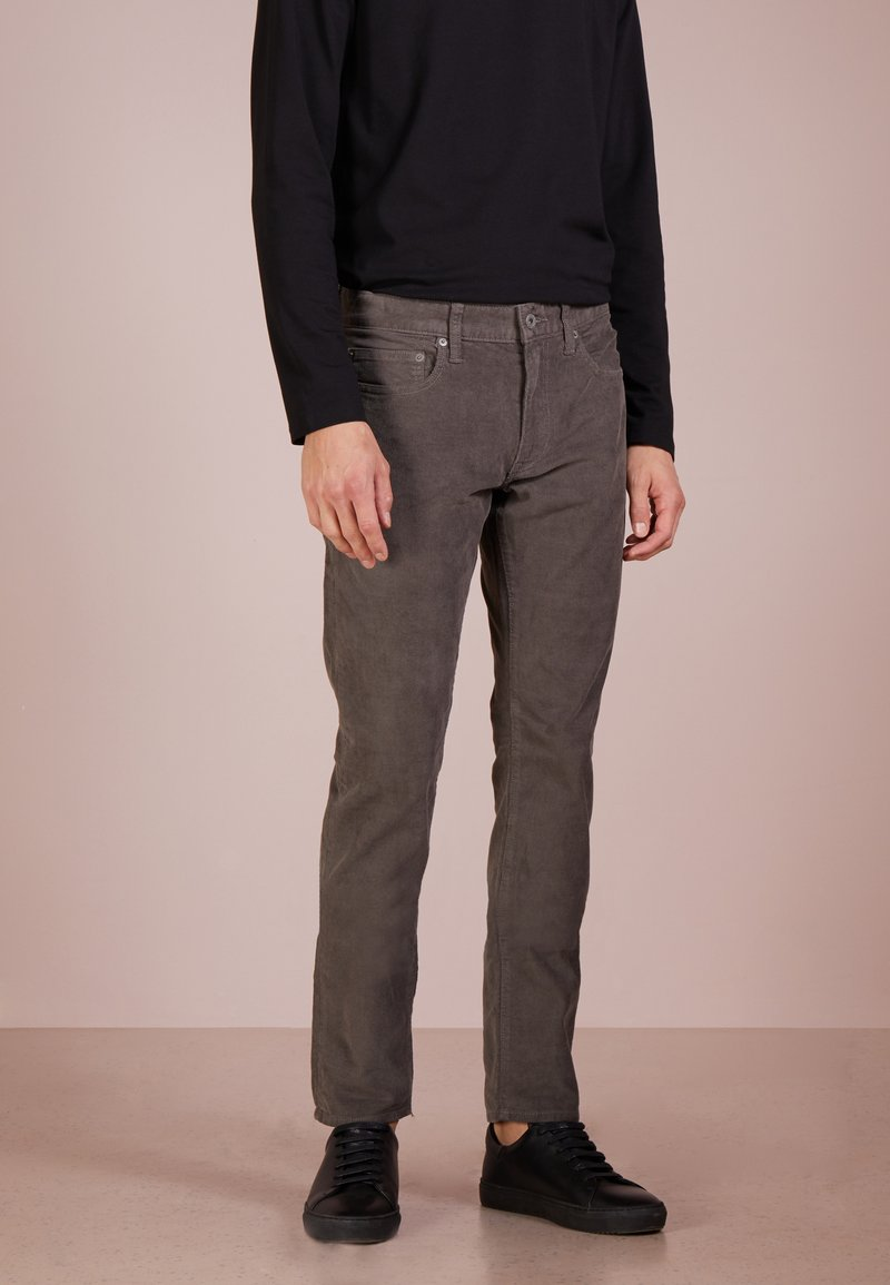 J.CREW - Trousers - dusty charcoal