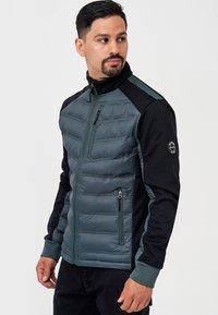 INDICODE JEANS - ALTERIO - Light jacket - jungle green - 4