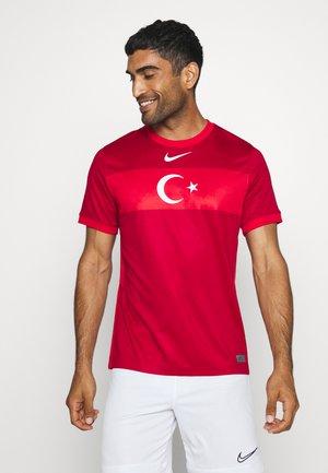 TÜRKEI AWAY - National team wear - red/white