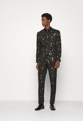 FANCY FIREWORKS - Suit - black