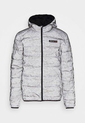 ARBINA REFLECT - Vinterjacka - grey/white