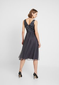 Sista Glam - MELODY - Cocktail dress / Party dress - charcoal - 3