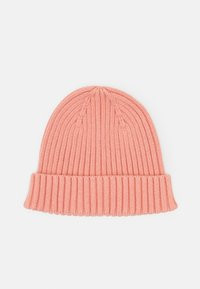 ARKET - LINA BEANIE UNISEX - Čepice - orange light - 0