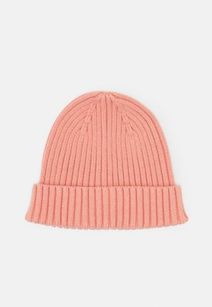 LINA BEANIE UNISEX - Čepice - orange light