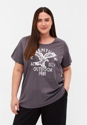 T-shirts print - magnet