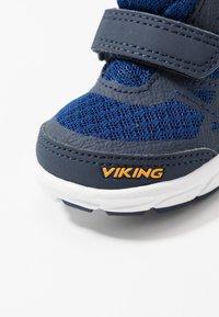 Viking - VEME MID GTX - Hiking shoes - navy/dark blue - 5