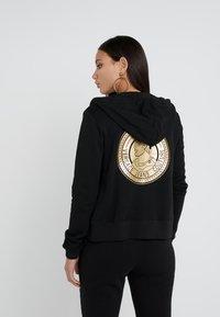 Versace Jeans Couture - Zip-up hoodie - nero - 2