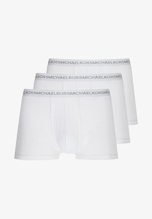 SUPREME TOUCH TRUNK 3 PACK - Onderbroeken - white