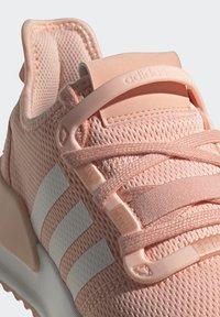 adidas Originals - U_PATH RUN SHOES - Trainers - glow pink/ftwr white/core black - 7