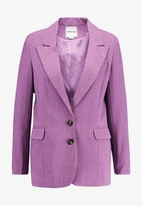 UNIQUE 21 - TAILORED - Blazer - purple - 4
