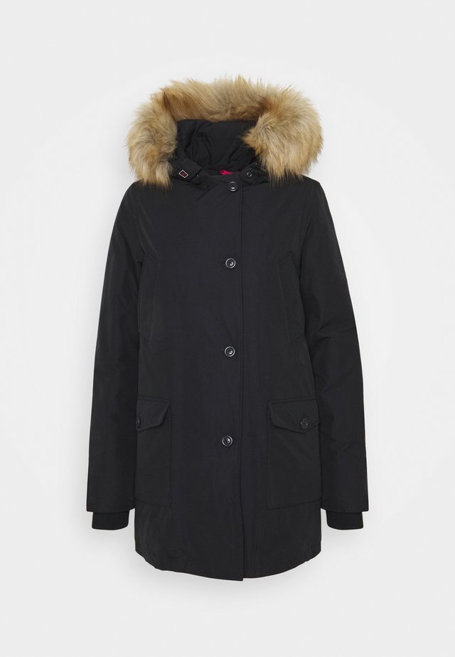 LINDSAY - Down coat - navy