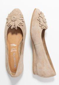 Tamaris - Ballet pumps - taupe - 3