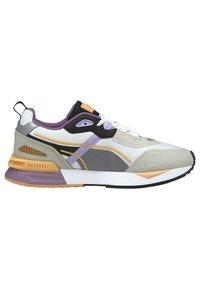 Puma - MIRAGE MOX TECH VEGAN UNISEX - Sneakers laag - white gray violet - 1