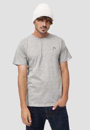 SENSE - T-shirt basic - hellgrau
