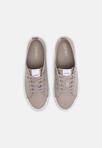 Esprit - SIMONA - Sneakers laag - light grey - 4