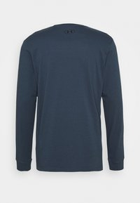 Under Armour - SPORTSTYLE LEFT CHEST - Funktionstrøjer - mechanic blue - 1