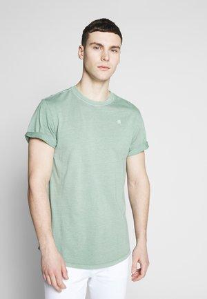 LASH - Basic T-shirt - pistache sea