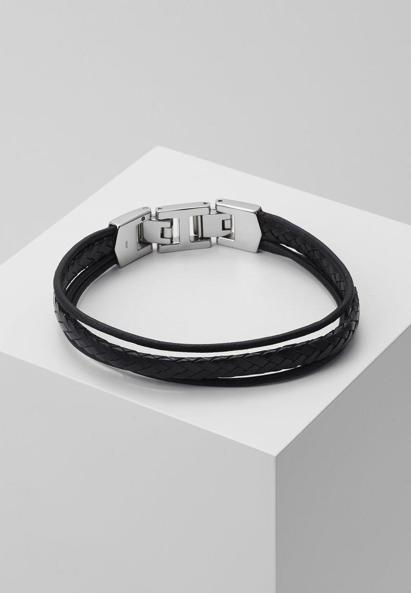 Fossil - MENS DRESS - Armbånd - black
