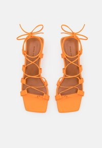 Rejina Pyo - MALIA - T-bar sandals - orange - 4