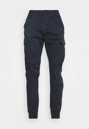 VILLANUVA - Cargo trousers - navy