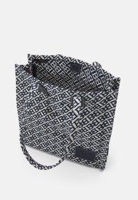 Bally - CABANA CRYSTALIA CASUAL TOTE - Tote bag - natural/midnight - 2