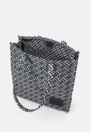 CABANA CRYSTALIA CASUAL TOTE - Tote bag - natural/midnight