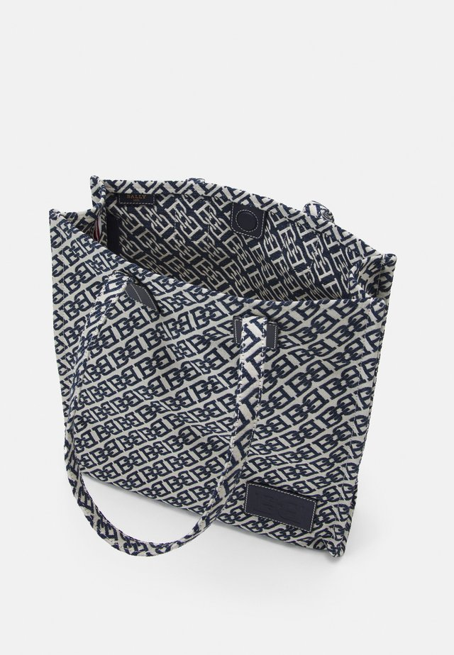 CABANA CRYSTALIA CASUAL TOTE - Shopping bag - natural/midnight