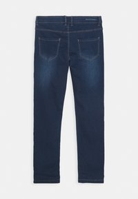 Name it - NKFSALLI DNMTHAYERS PANT - Džíny Slim Fit - dark blue denim - 1