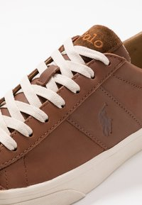 Polo Ralph Lauren - SAYER  - Sneakersy niskie - tan - 5