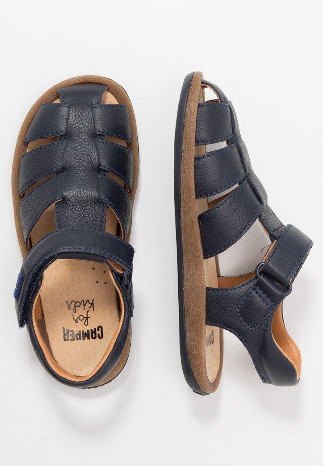 BICHO KIDS - Sandals - navy