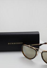Burberry - Sunglasses - gold - 3