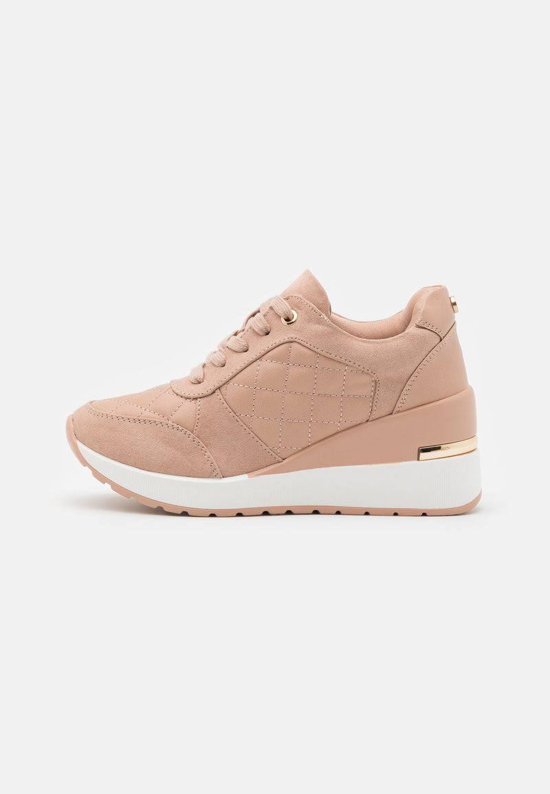 New Look - MARGOT - Trainers - oatmeal