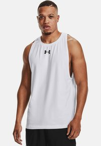 Under Armour - Top - white - 0