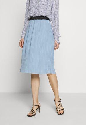 EMMERLIE CECILIE SKIRT - A-line skirt - blue