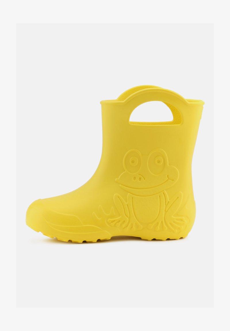 Ladeheid - Regenlaarzen - yellow