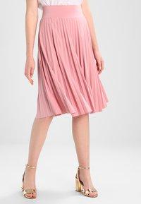 Anna Field - A-line skirt -  rose - 0