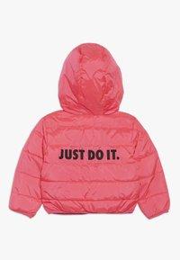 Nike Sportswear - FILLED JACKET BABY - Winter jacket - racer pink/black - 1