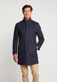 Bugatti - COAT - Classic coat - blue - 0