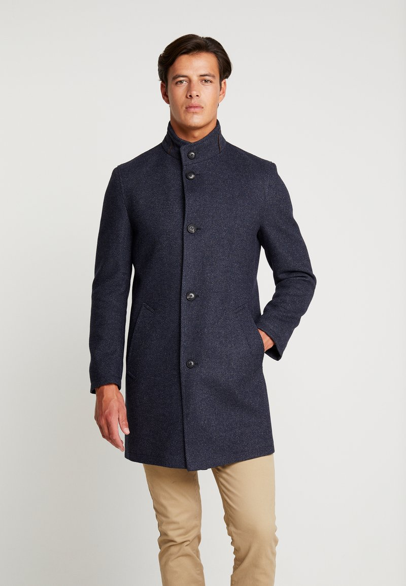 Bugatti - COAT - Classic coat - blue