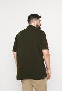 Polo Ralph Lauren Big & Tall - SHORT SLEEVE - Polo shirt - dark loden - 2
