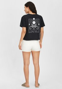 O'Neill - GRAPHIC - Print T-shirt - black out - 2