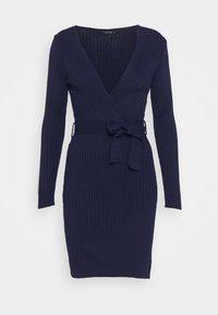 Trendyol - Jumper dress - navy - 0