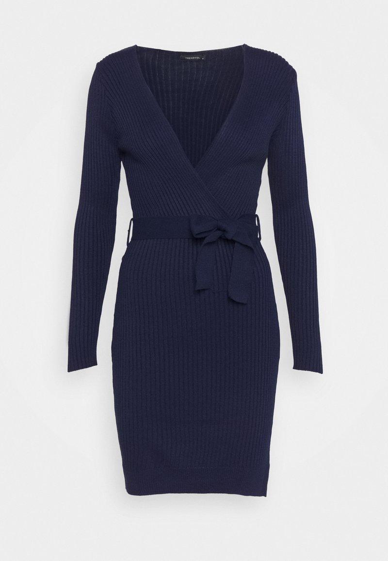 Trendyol - Jumper dress - navy