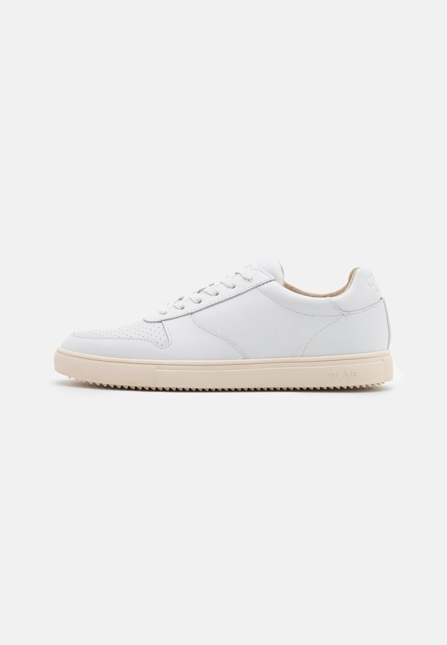 ALLEN - Trainers - white/cream