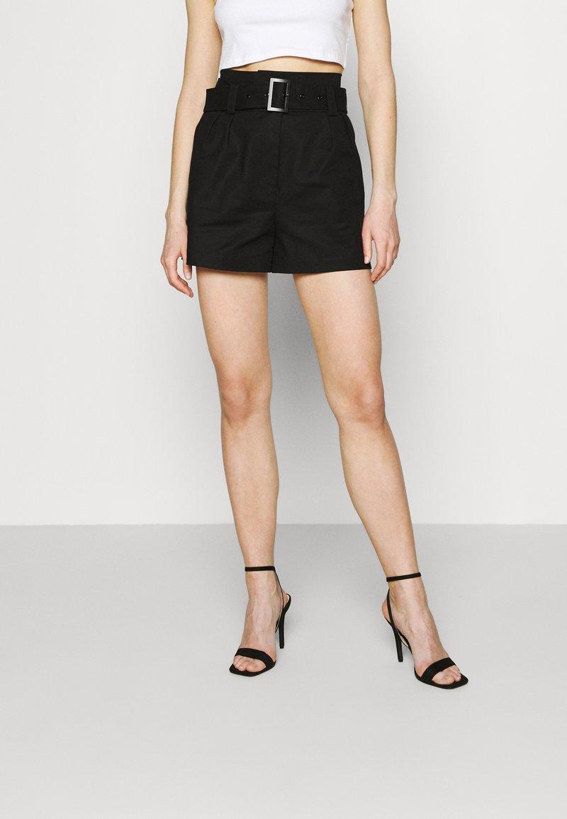 Morgan - SHOMY - Shorts - noir