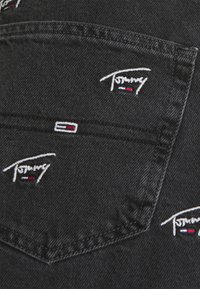 Tommy Jeans - DAD STRAIGHT - Jeans a sigaretta - black rigid - 2