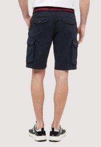 Napapijri - NORE - Shorts - dark blue - 2